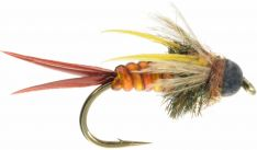 Pheasant Tail Prince Nymph Tungsten Bead