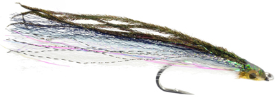 Sea Habit Herring Baitfish Fly