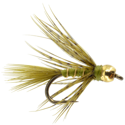 Wet Baetis Soft Hackle
