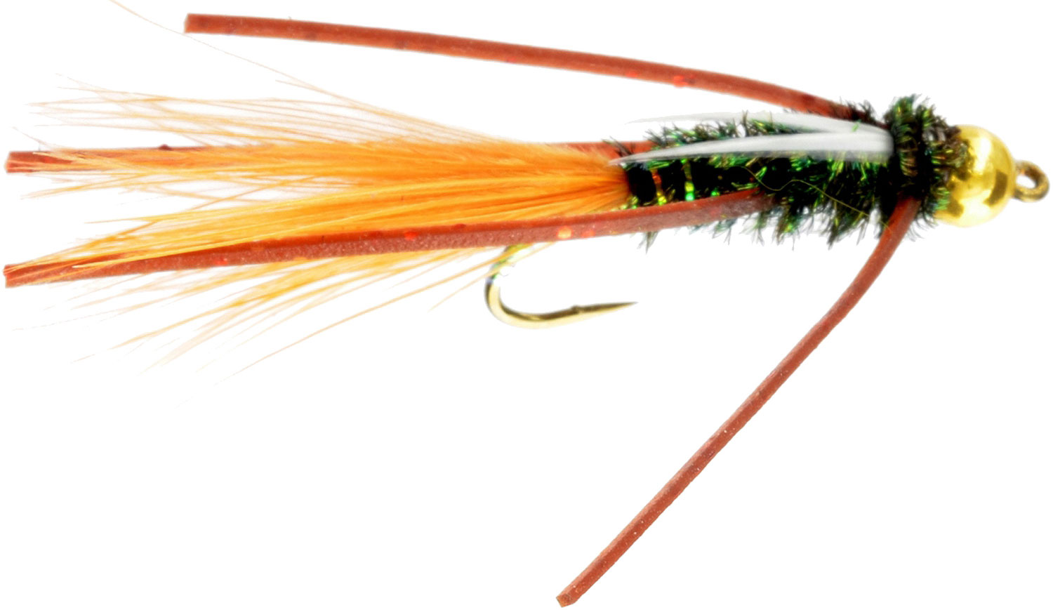 General streamers top fly fishing flies gear at for Cheap fly fishing flies