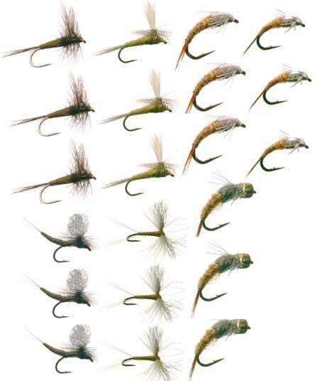 baetis nymph : top fly fishing flies & gear at wholesale prices, Fly Fishing Bait