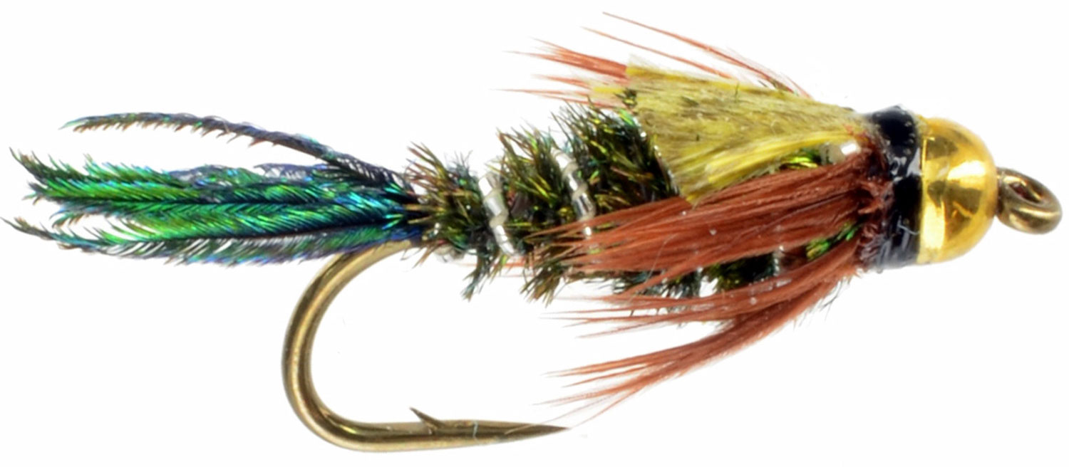 Zug Bug - Bead Head : Top Fly Fishing Flies & Gear at Wholesale ...