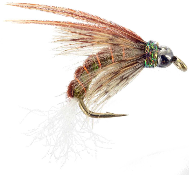 Fly pupa fly
