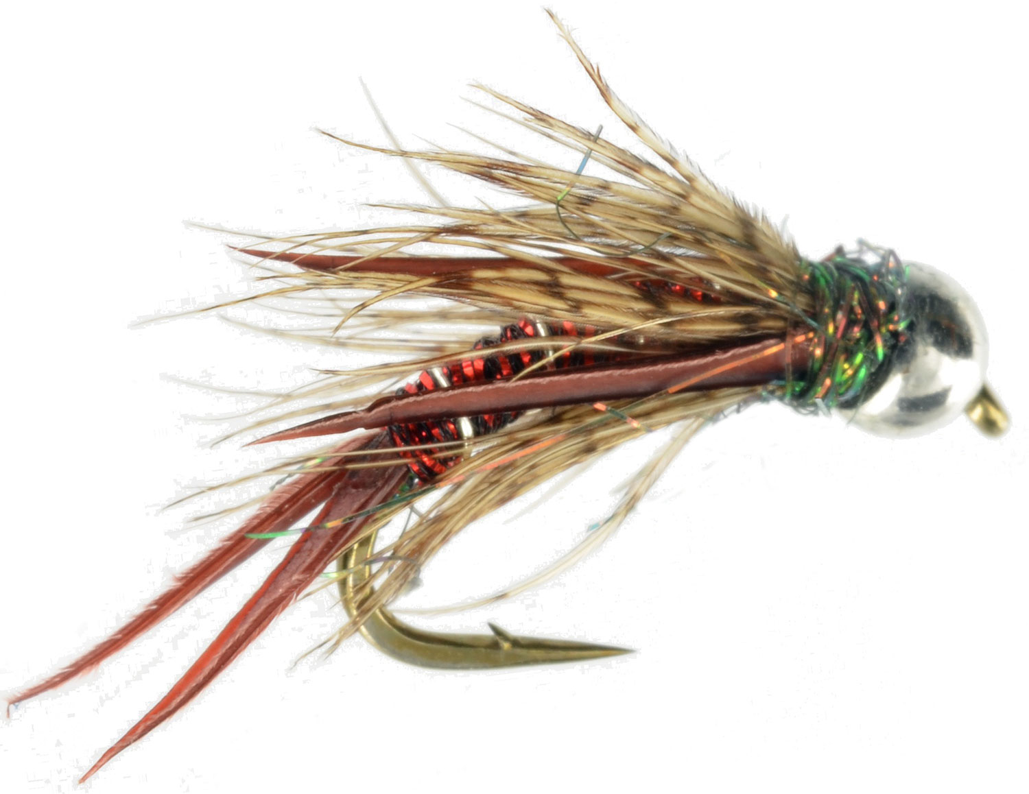Bjorn's Red Pretty | Fly Fishing Flies For Less ...