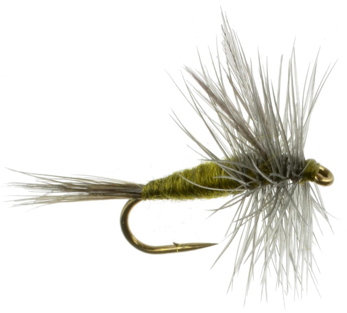 Baetis (BWO) Dry Flies : Top Fly Fishing Flies & Gear At Wholesale Prices