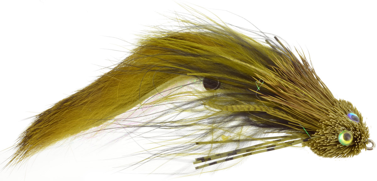 Thompson's Hopscotch Sculpin - Olive | Fly Fishing Flies ...
