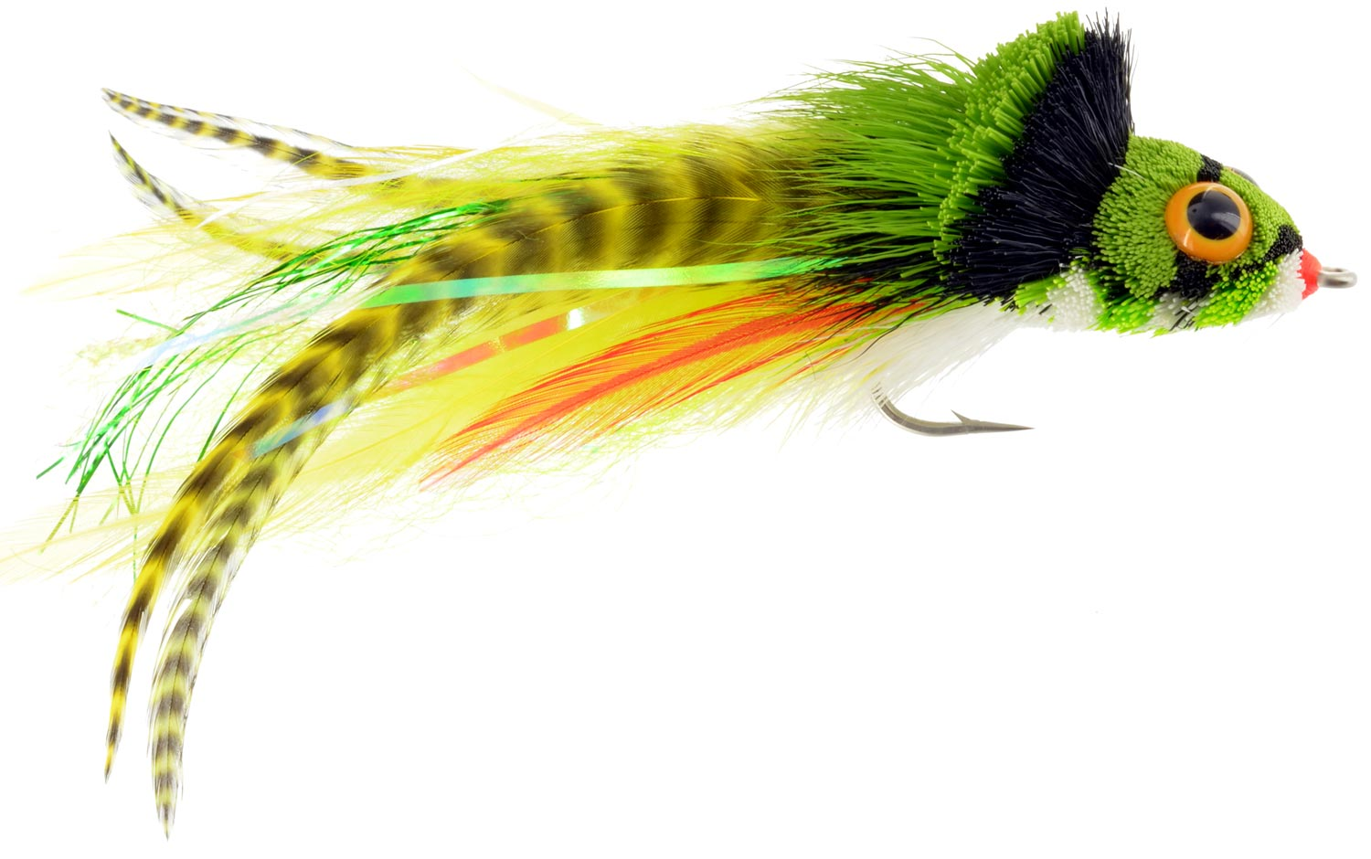 how to make popper flies