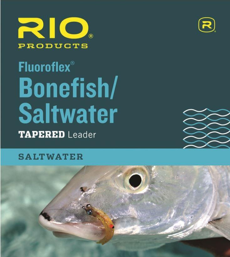 Rio Fluoroflex Bonefish & Saltwater Leader | Fly Fishing ...